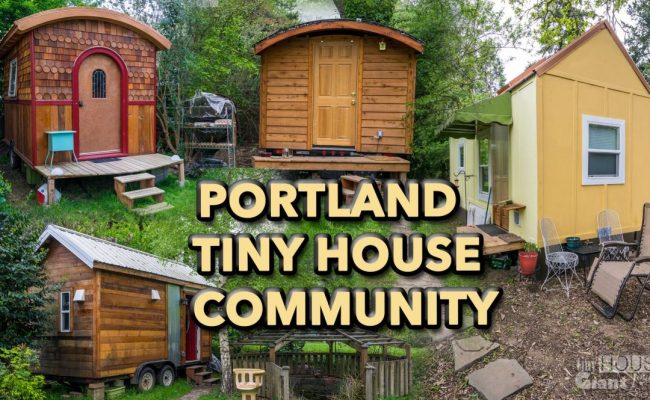Tiny House Community In Portland Freecycle