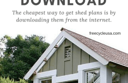 Finding The Best Shed Plans to Download