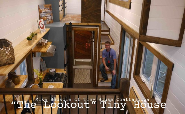 The Lookout Luxury Tiny House Jamboree 2016 In Colorado