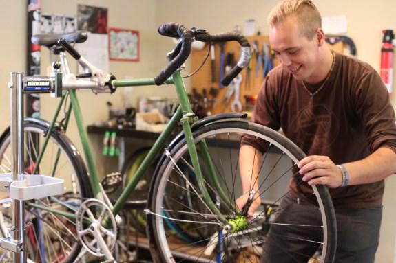 Friendly Bike Guest House in Portland Oregon