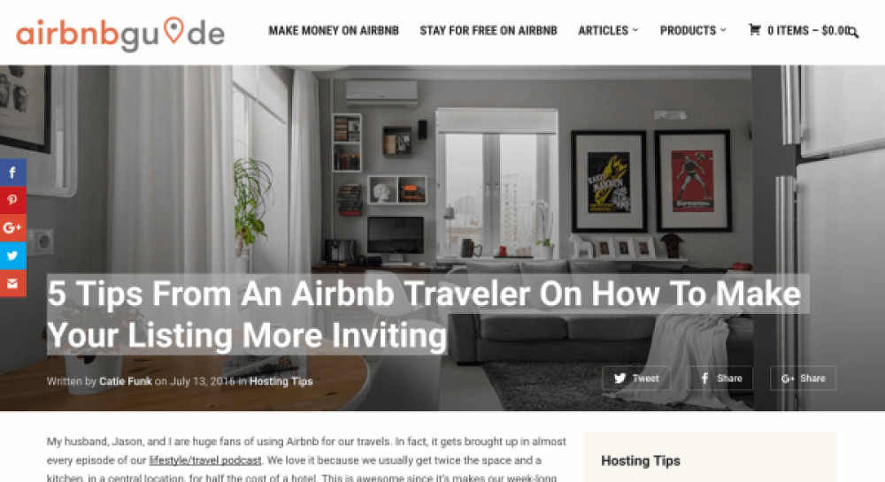 Airbnb Article July 2016 FunkTravels