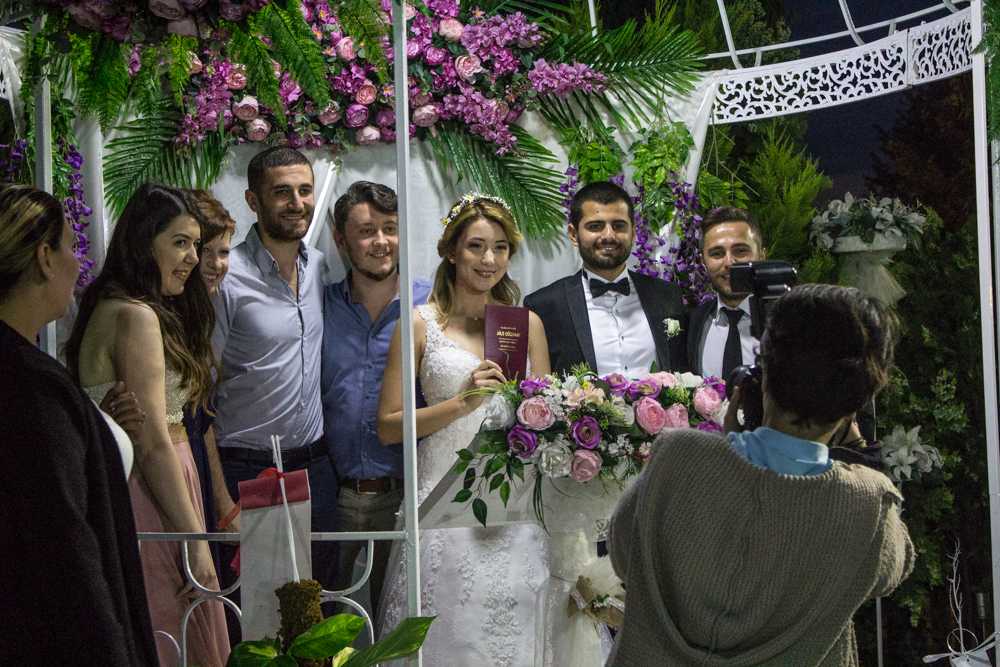 FunkTravels Turkish Wedding Nikah