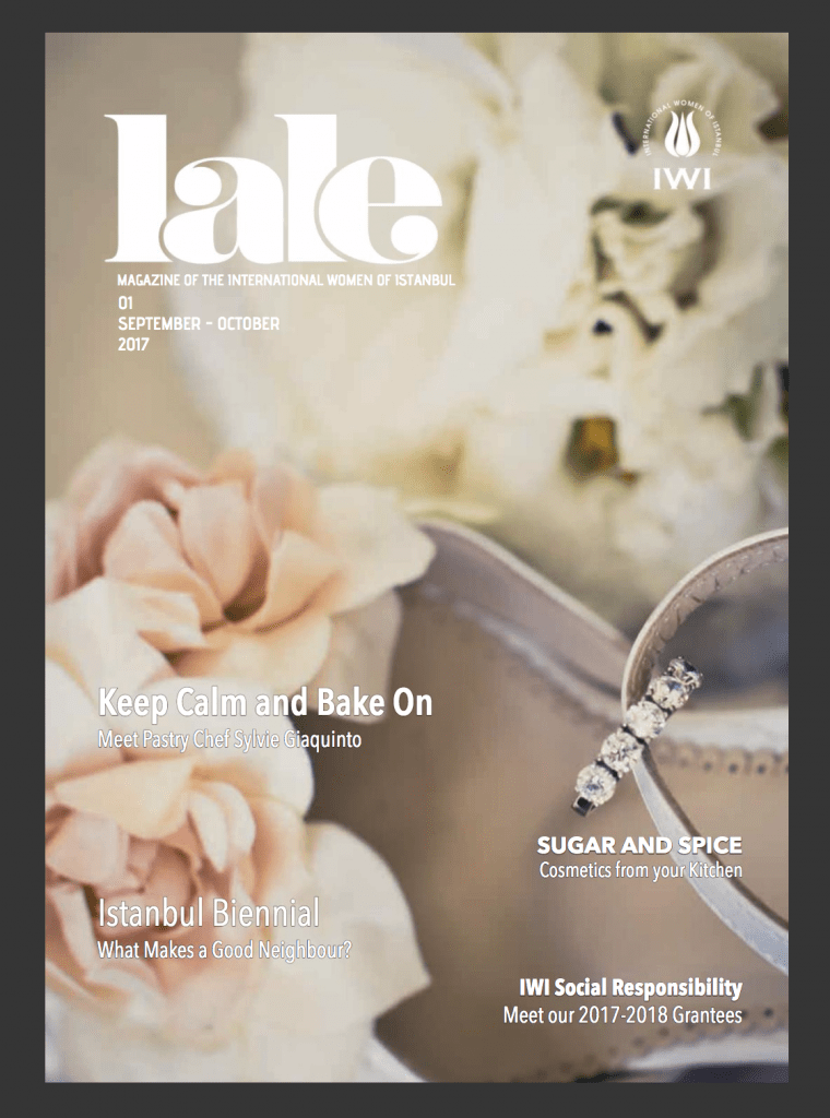 Lale Magazine Catie Funk FunkTravels Travel Writing Turkey Expat