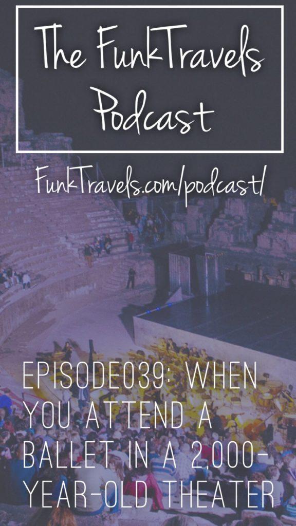 Episode039 FunkTravels Podcast Pinterest