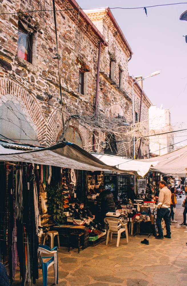 Catie FunkTravels Turkey Tire Tuesday Market
