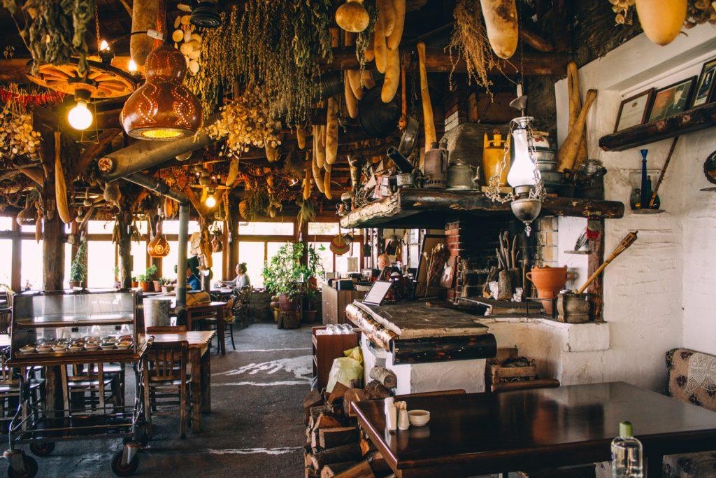 Catie FunkTravels Turkey Tire Tuesday Market Kaplan Restaurant