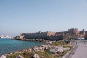 Rhodes Greece Rodos Greek Island