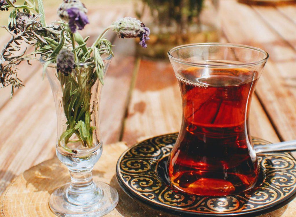 TasteslikeTurkey NiaMcRay Izmir Turkey Çay Tea Time