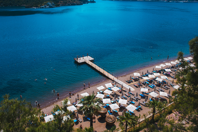 Travels Marmaris Turkey Sentido Orka Resort