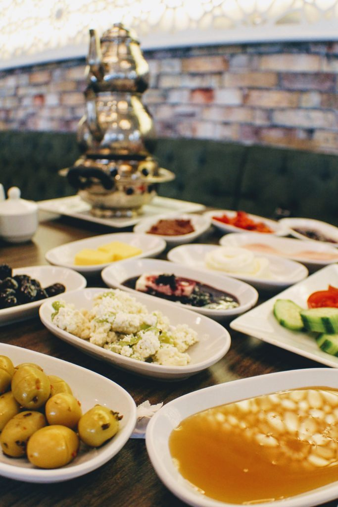 Turkish Breakfast Kahvaltı Turkey