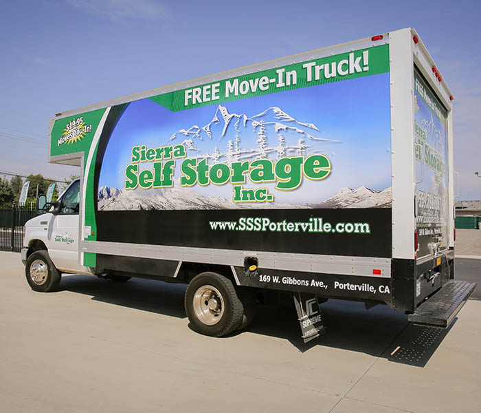 Unlimited Miles Moving Truck Rental