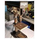 Pro Tech 10 12 Speed Drill Press