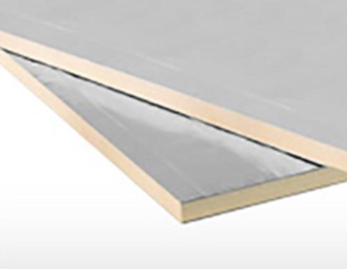 R21 3 In X 4 Ft X 8 Ft Foil Faced Rigid Insulation At Gts Interior Supply