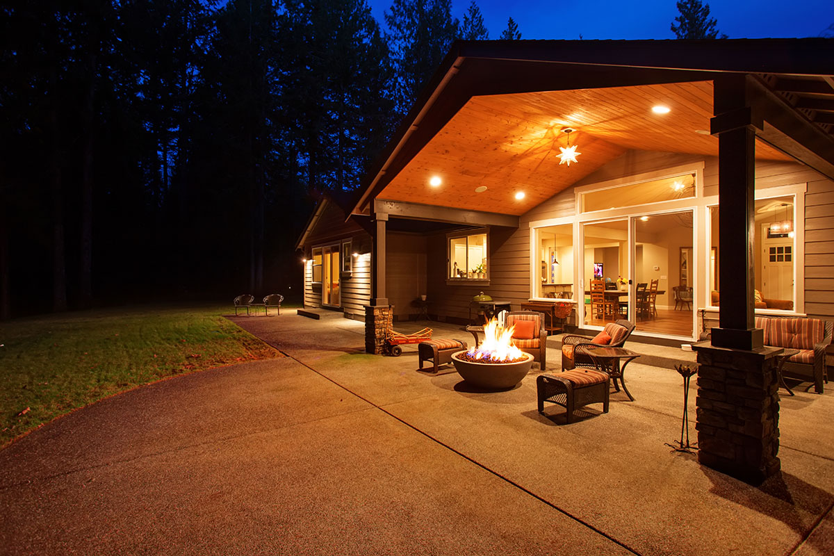Backyard Ideas and Outdoor Living Spaces for your New Home   Hayden Homes