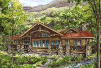 Log Plans - Architectural Designs