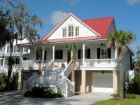 Low Country House Plans - Architectural Designs