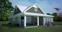 Classic american home styles - House design plans