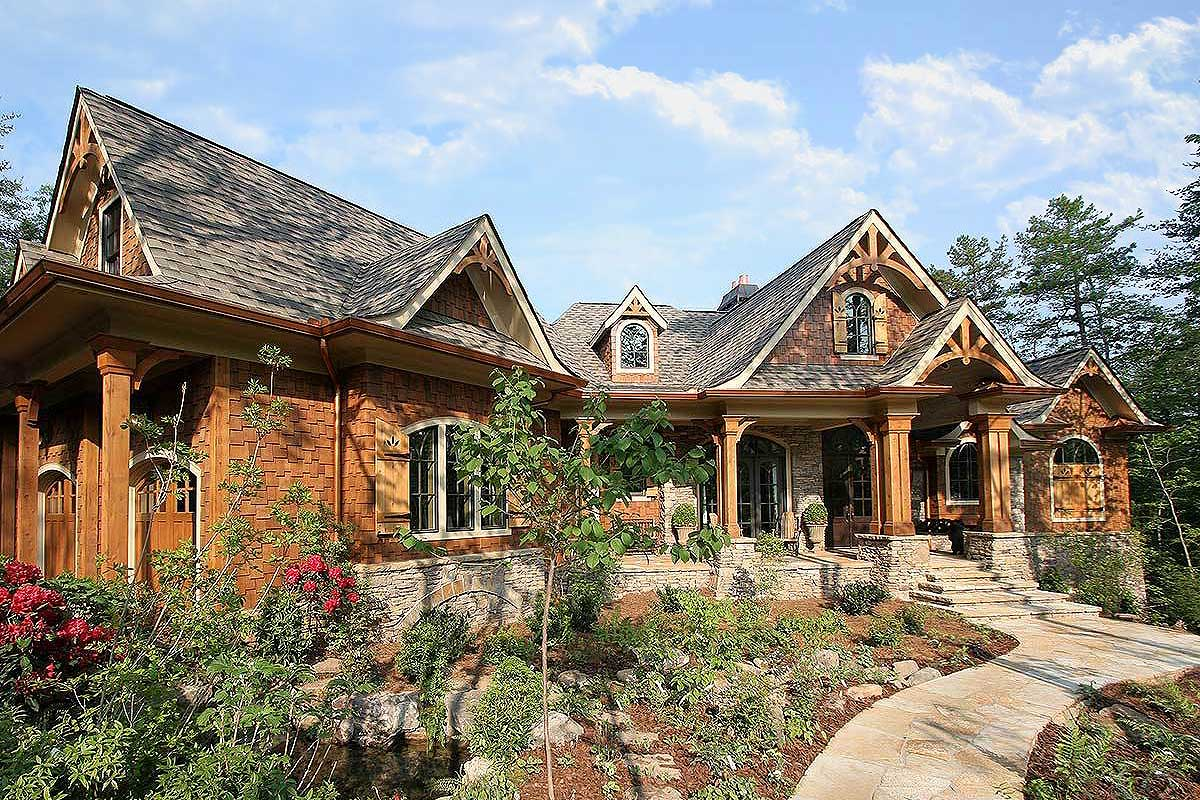Archictecual Moutain Award Sonoma Home