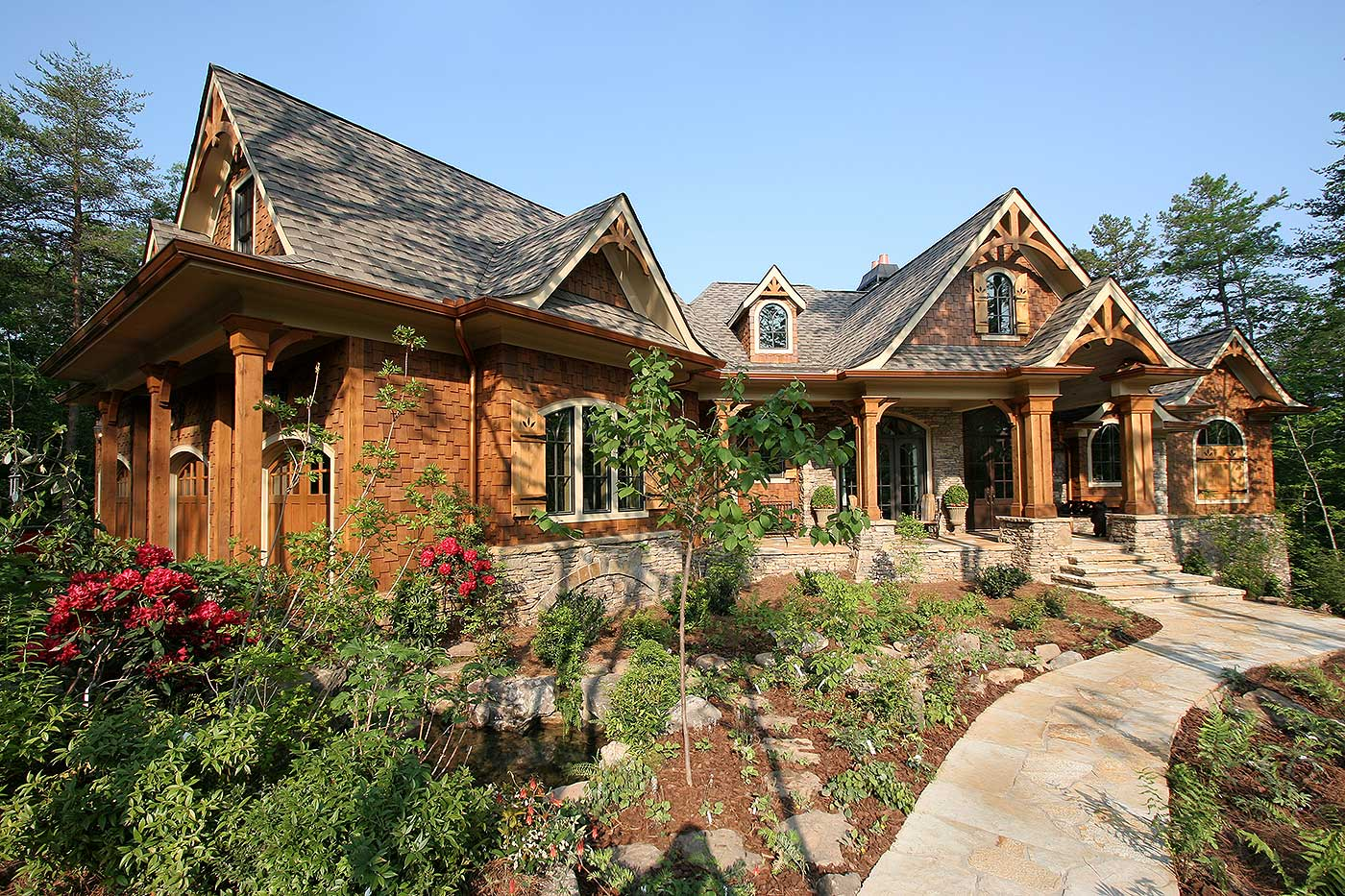 Sprightly Craftsman With Sweeping Views - 15624ge