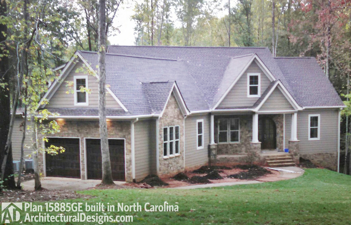 North Carolina Mountain Home Plans
