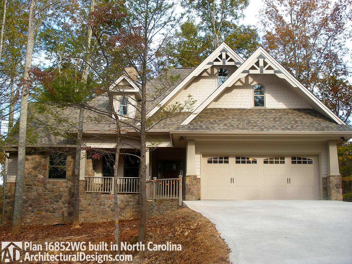 House Plan 16852wg Built In North Carolina