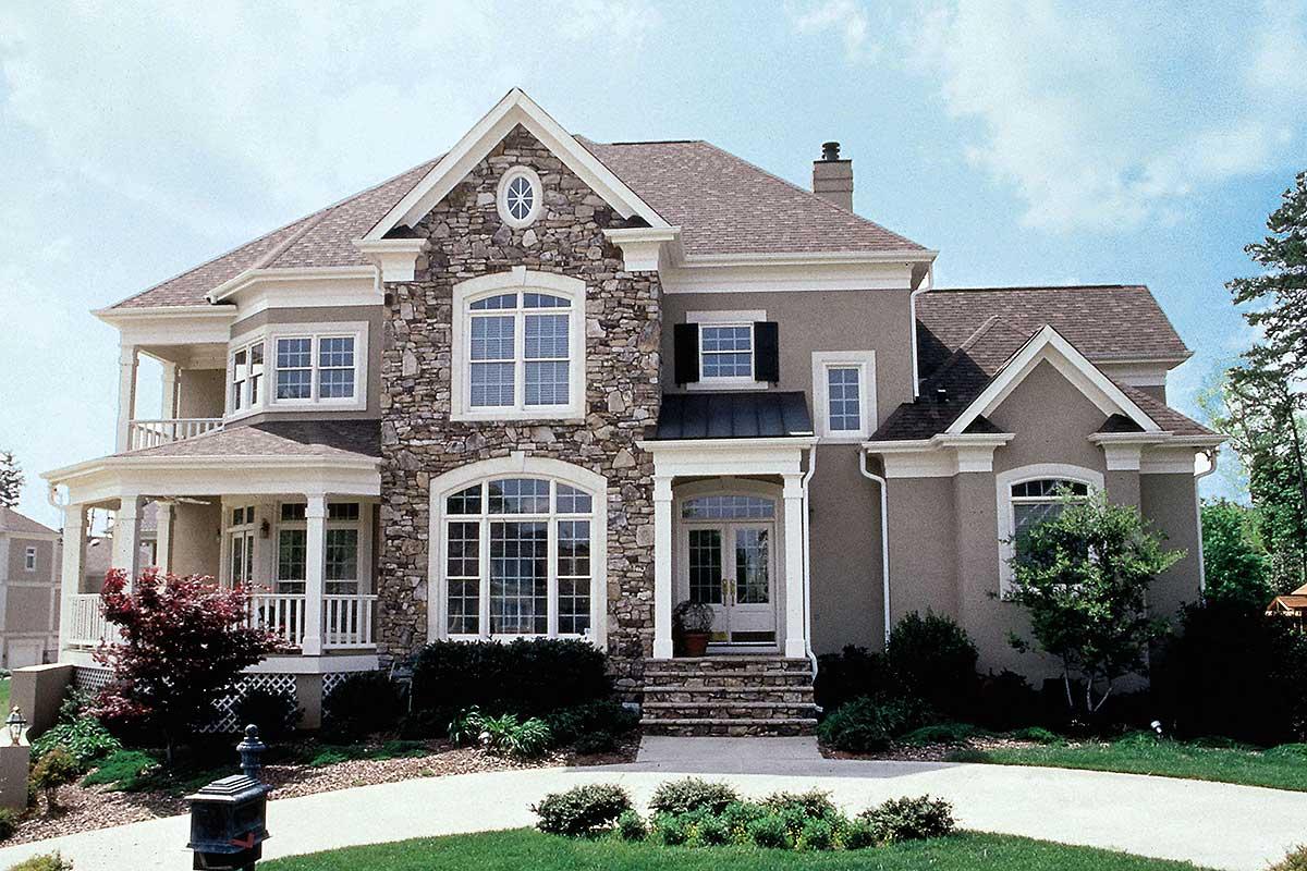 Nice House and Floor Plan