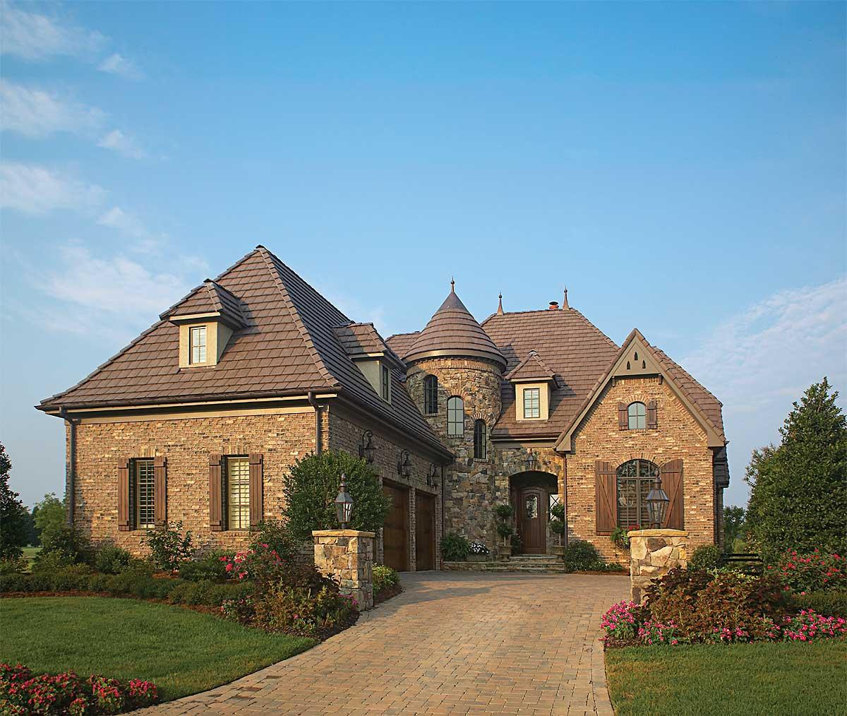 Roxborough House Plan