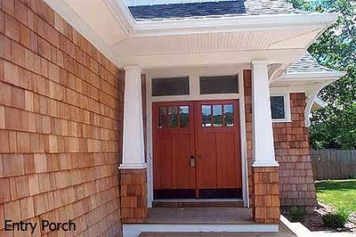 Craftsman Cottage Classic 18224be Architectural