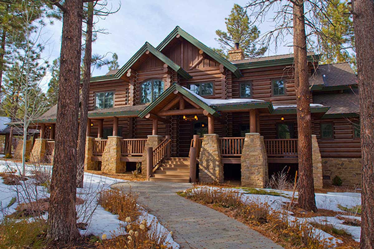 Ideal Mountain Retreat 18773ck Architectural Designs