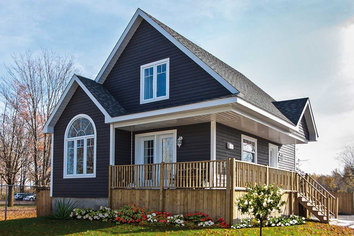 Country Charm With Wrap- Porch - 21861dr