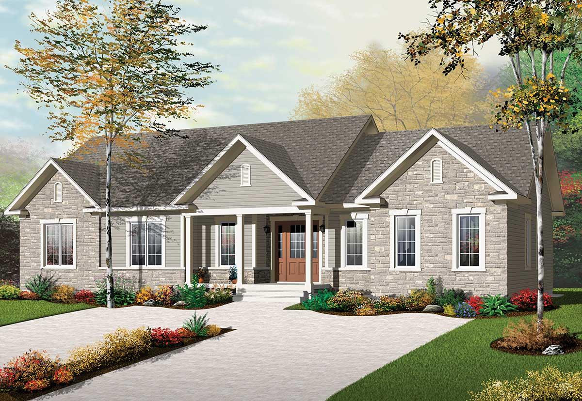 Multi-Generational Home Plans