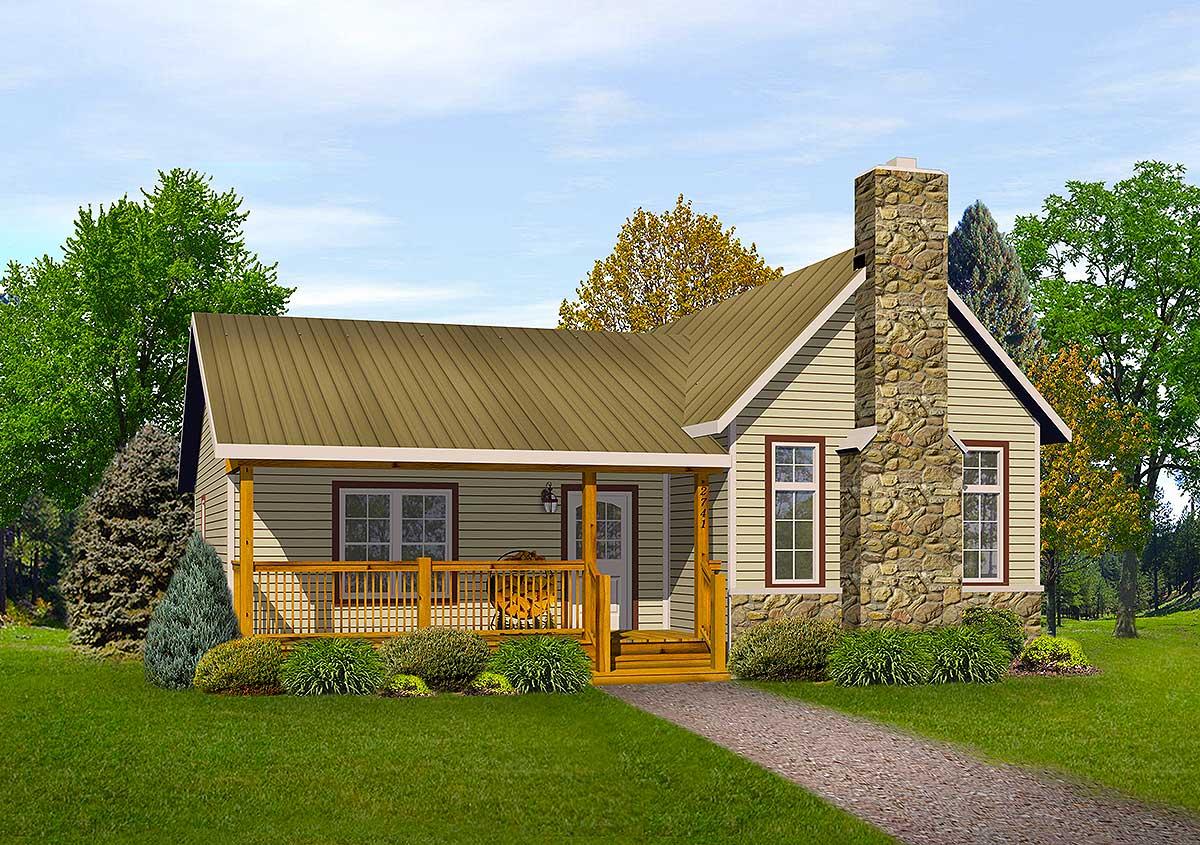 Vacation Cottage Retirement Plan - 22080sl