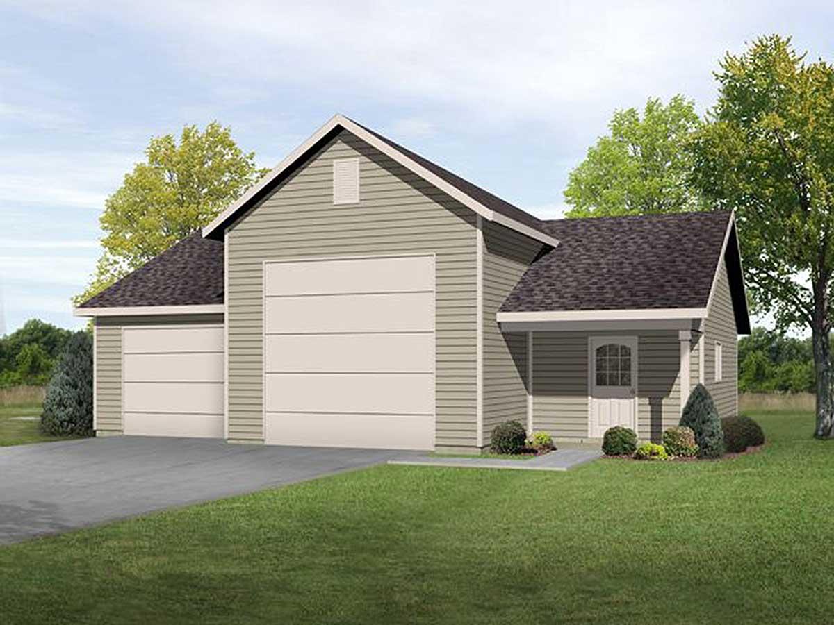 RV Garage Plans