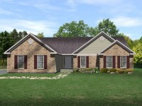 Traditional Ranch House Plan - 2244SL | Architectural ...