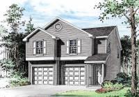 2-Car Garage Apartment - 2251SL | Architectural Designs ...