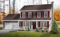 Open Country Floor Plan - 2278SL | Architectural Designs ...