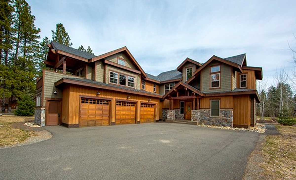 Rustic Mountain House Plan  23338JD  Architectural Designs  House Plans