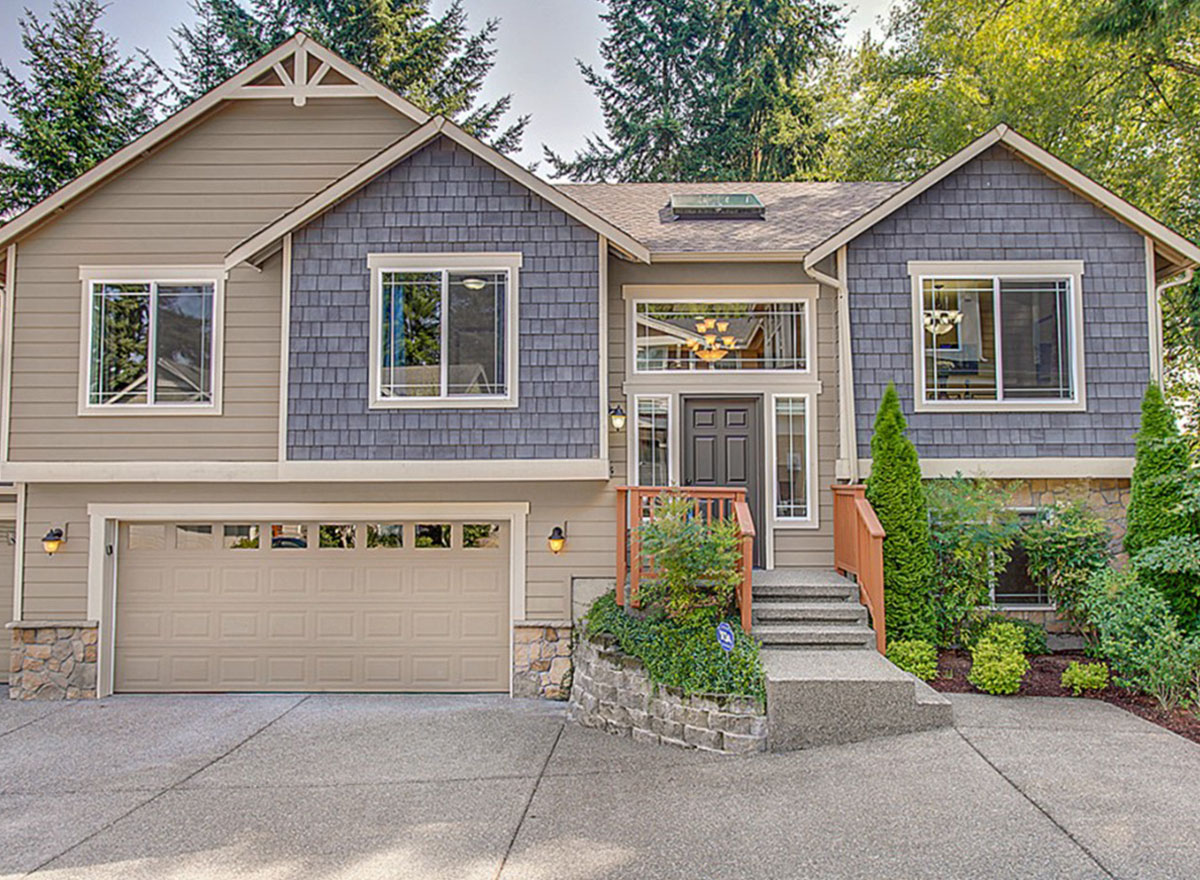 Split Level Home Plans