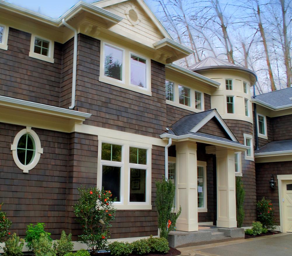 Craftsman Shingle Style Home Plans