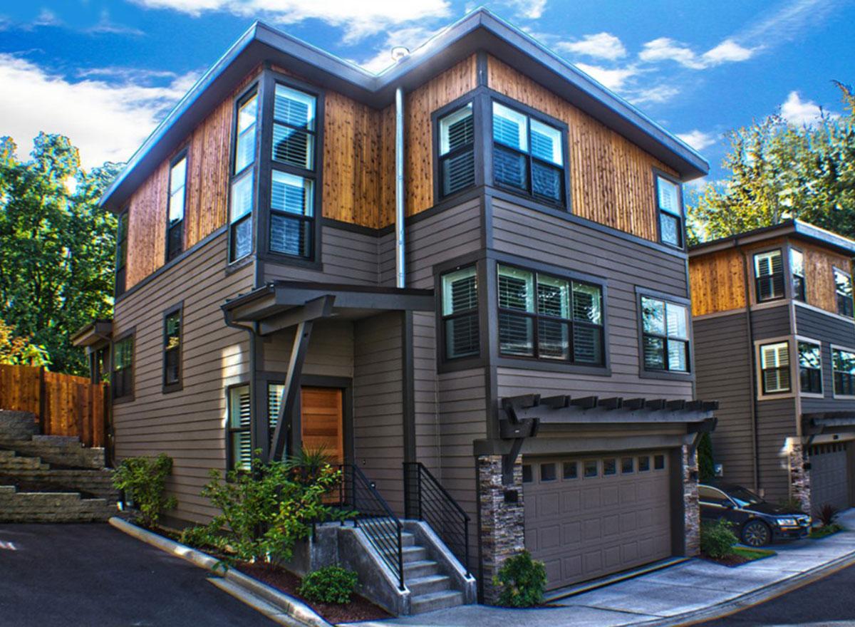 Three Level Northwest House Plan - 23597jd 2nd Floor