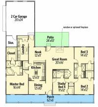 Master Retreat - 2506DH | Architectural Designs - House Plans