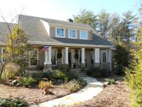 Rustic Appeal with Country Front Porch - 29838RL ...