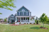 Award-Winning Farmhouse Plan - 30018RT | Architectural ...
