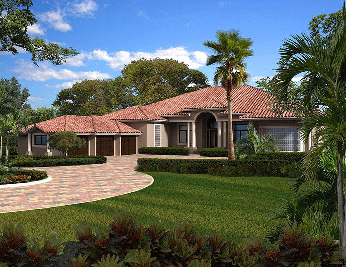 5 Bedroom House Plans in Florida