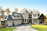 Stunning European House Plan Loaded with Special Details ...