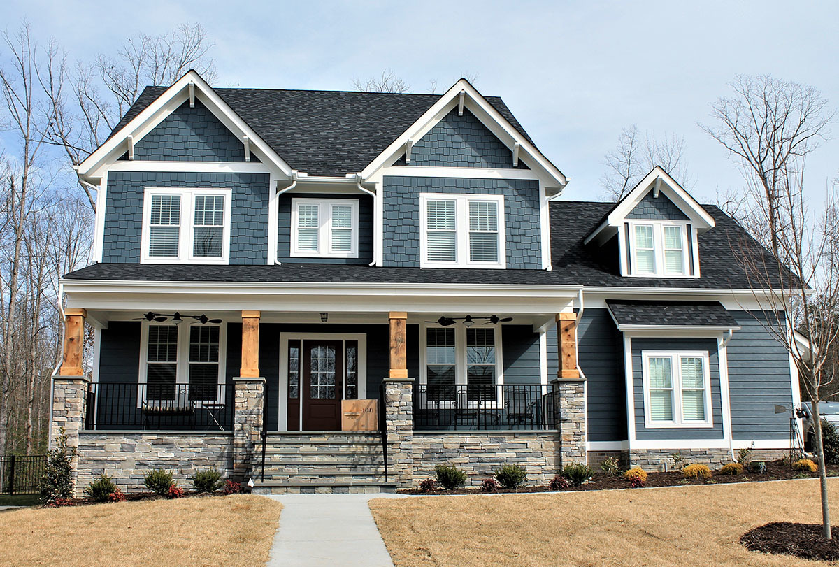 Craftsman House Plan With Main Floor Game Room And Bonus