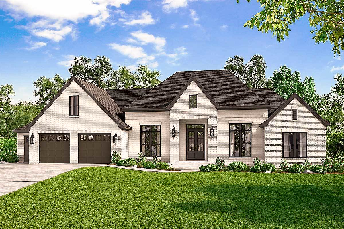 Cypress Pointe II House Plan