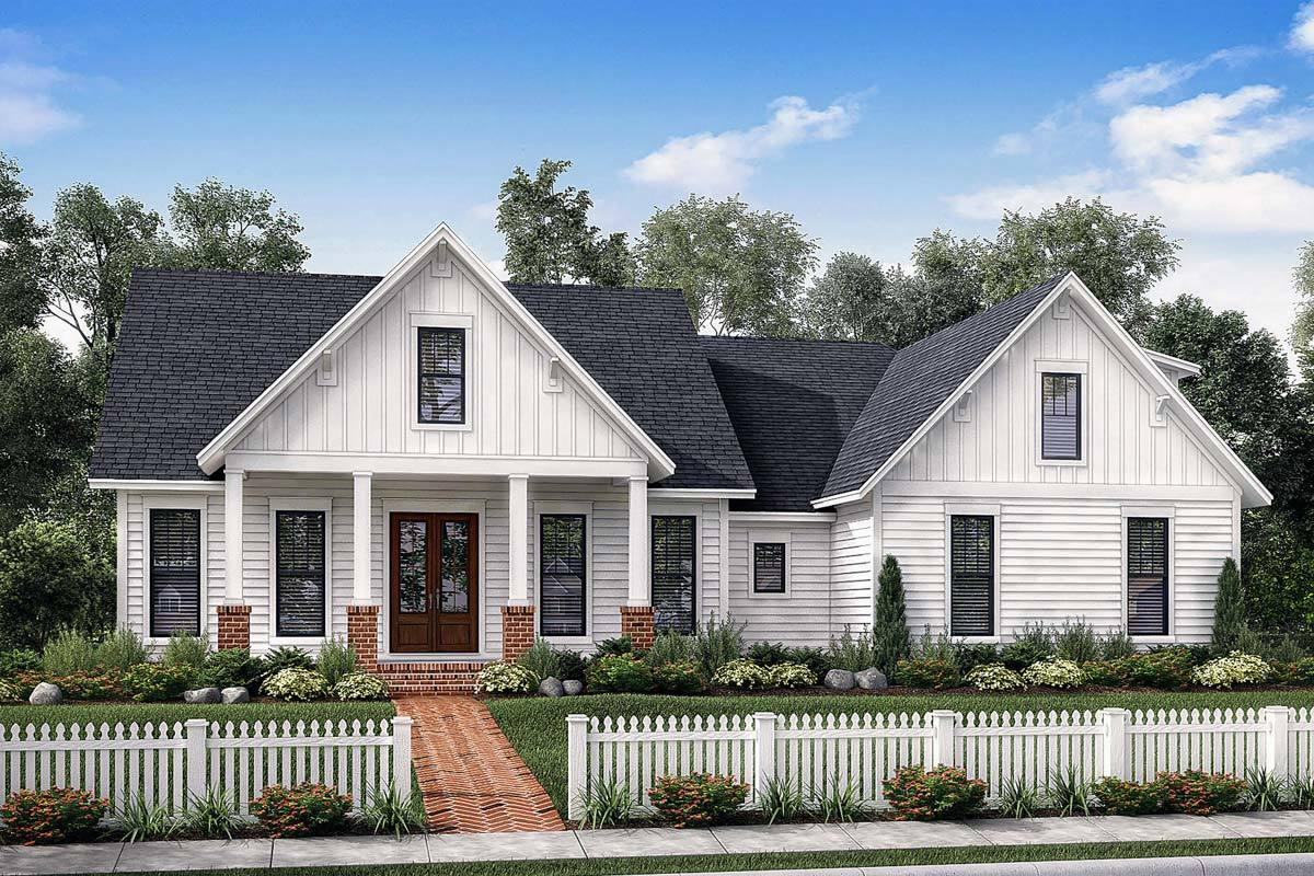 House Plans with Side Load Garage
