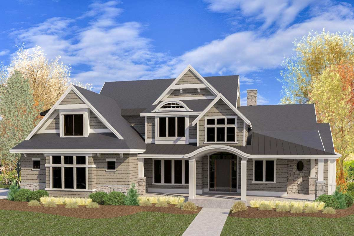 Craftsman House Plan