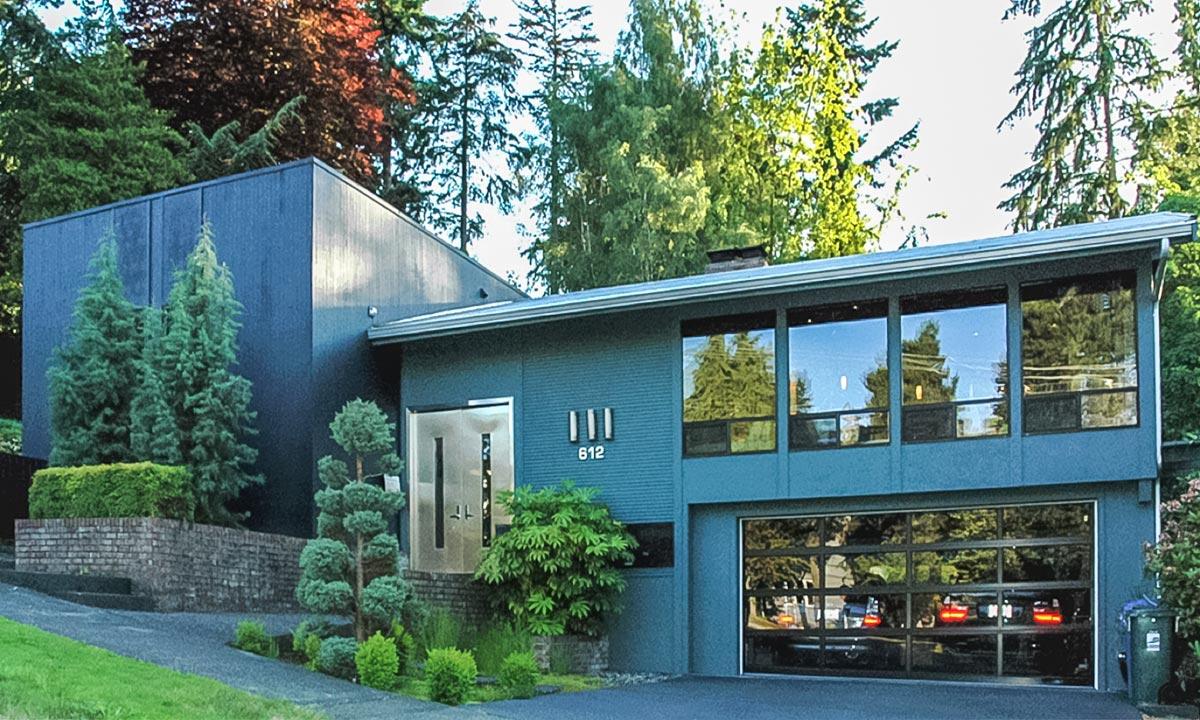 Modern House Plan With Split Level Layout 737001lvl